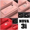 เคส Huawei Nova 3i เคสซิลิโคนสีพื้น ลายการ์ตูน น่ารักๆ