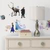 สติ๊กเกอร์ติดผนังห้องเด็กลายโฟรเซ็น สุดฮิต Roommate Sticker -- Frozen