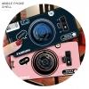 เคส Samsung Note 9 ซิลิโคนรูปกล้องถ่ายรูปน่ารัก ตรงเลนส์สามารถยืดออกมาตั้งได้ ราคาถูก