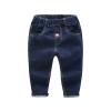 กางเกงยีนส์เด็กสีเข้ม [size: 2y-3y-4y-5y-6y]