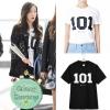 เสื้อยืด 101 แบบ Taeyeon