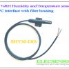 3 %RH, I2C Humidity and Temperature sensor