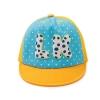 หมวกเด็ก LK สีฟ้า แพ็ค 3 ชิ้น