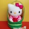 ตุ๊กตาคิตตี้ชุดกิโมโน Princess Sanrio Hello Kitty Kimono in The bamboo shoot Plush #รุ่นเก่าหายาก