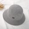 หมวกปีกสีเทาแต่งตัว M แพ็ค 3 ใบ