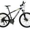 จักรยานเสือภูเขา TRINX เกียร์ 27 สปีด โช้คหน้า โครงอลูมิเนียม ล้อ 26 นิ้ว MA52D