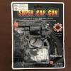 ปืนแก๊ปลูกโม่ เด็กเล่น Super Cap Gun โม่ 8 นัด แถมลูกแก๊ป