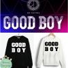 เสื้อแขนยาว GD&TAEYANG - Good Boy