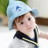 หมวกลายน้องหมีสีฟ้า แพ็ค 3 ชิ้น
