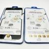 ฟิล์มกระจกเต็มจอ Iphone 6-5.5 สีเต็มจอ