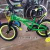 จักรยานเสือภูเขาเด็ก Comp Sonic เฟรมเหล็ก ล้อ 16