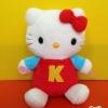 ตุ๊กตาคิตตี้ Hello Kitty RED CLASSIC ชุดแดง...ใช้รัดผ้าม่านได้่ค่ะ ^^