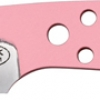 BlackJack Model 155 Neck Knife Pink Finish