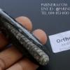 ฟอสซิล Nautiloid ออโทเซอรัส (Orthoceras sp.) - จาก Morocco #OT006