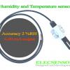 2% RH, 4-20 mA Humidity and Temperature sensor