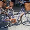 จักรยานทรงแม่บ้านญี่ปุ่นวินเทจ WCI รุ่น VIRGO วงล้อ 24 นิ้ว