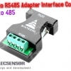 RS232 to RS485 Adapter Interface Converter