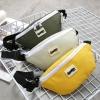 กระเป๋าสะพายข้างเด็ก แพ็ค 5 สี [สี : เหลือง-ฟ้า-เขียวอ่อน-เขียวทหาร-กรมท่า]