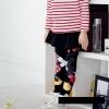 กางเกงเลคกิ้งกระโปรงสีดำลายมิกกี้มินนี่ แพ็ค 3 ชิ้น [size 2y-4y-6y]
