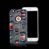 ไอโฟน7 4.7 นิ้ว เคสนิ่มแต่งผ้ายีนส์