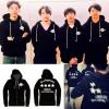 เสื้อแจ็กเก็ตฮู้ด (Jacket Hoodie) CNBLUE 2015 ARENA TOUR