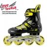 รองเท้าสเก็ต rollerblade รุ่น MZY สีเหลือง-ดำ ไซส์ M (34-37)