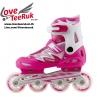 รองเท้าสเก็ต rollerblade รุ่น MZP สีชมพู Size M , L