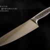 มีดทำครัว มีดเชฟ Rhino Brand Chef Knife No.8502 ด้ามแสตนเลส ขนาดใบ 8 นิ้ว คมสุดๆ (ของแท้)