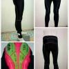 กางเกงขายาว BEPRESENT Cycling Jersey เป้าเจล 3D นุ่มและใส่สบาย