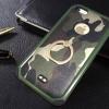 เคสกันกระแทกสองชั้นลายทหารติดแหวน ไอโฟน7plus 5.5 นิ้ว(ใช้ภาพรุ่นอื่นแทน)