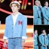 แจ็กเก็ตยีนส์เทียมสีอ่อน (Jacket Jeans) EXO