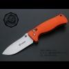 มีดพับ Ganzo กานโซ่ รุ่น G720 O สีส้ม หนาถึก แข็งแกร่ง ของแท้ 100%