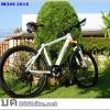 จักรยานเสือภูเขา TRINX M306 เฟรมอลู 24 สปีด ดุมแบร์ริ่งสี ยาง 26นิ้ว ดิสสาย 2016