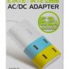 Golf Adapter 4 USB 6.2A