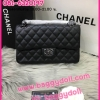 "Chanel Classic Caviar 10"" กระเป๋าชาแนลคลาสสิค หนังคาร์เวียร์ **เกรดท๊อปพรีเมี่ยม***"