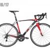 จักรยานเสือหมอบ TEAM Road 8.3 เฟรมอลู ตะเกียบคาร์บอน 20 สปีด Tiagra 2017