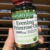 # ผิวแห้ง ปวดประจำเดือน # Nature's Bounty, Evening Primrose Oil, 1000 mg, 60 Softgels