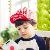 หมวก BEAR สีแดง แพ็ค 3 ชิ้น