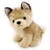 [พร้อมส่ง] ตุ๊กตาน้องหมาไซบีเรียนฮัสกี