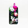 เคส ไอโฟน 7plus 5.5 นิ้ว tpuนกฟรามิงโก้เกาะ