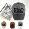 หมวกแก๊ปไหมพรม EXO