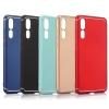 เคส Huawei P20 Pro พลาสติกสีพื้นคลาสสิคสวยมาก ราคาถูก