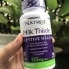 # detox ตับ # Natrol, Milk Thistle Advantage, 525 mg, 60 Veggie Caps