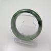 กำไลหยกเขียวอมม่วงเนื้อดี(Bangle jade)