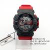 นาฬิกาข้อมือ US submarine Protector รุ่น TP3183M สีเทาตัดแดง