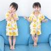 ชุดนอนลายเป็ดสีเหลือง [size 6m-1y-18m-2y-3y]