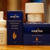 Marina Rice Bright Serum & Hi Gold Refresh เซ็ตคู่เพื่อผิวสวยสดใส