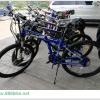 ARES1.0 จักรยานเสือภูเขาพับได้ จาก TRINX เฟรมอลู 24 สปีด ดิสเบรคสาย วงล้อ 26 นิ้ว
