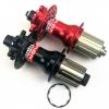 ดุมดิส Novatec Super Light , D791SB D792SB MTB disc brake hub (มีอแดปเตอร์แกนใหญ่+แกนปลดเร็ว)