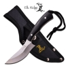 มีดใบตาย Elk Ridge #ER-547BK FIXED BLADE KNIFE ด้ามไม้สีดำ ของแท้